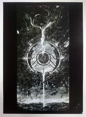 Image of 'Flesh Assimilation' limited artprint