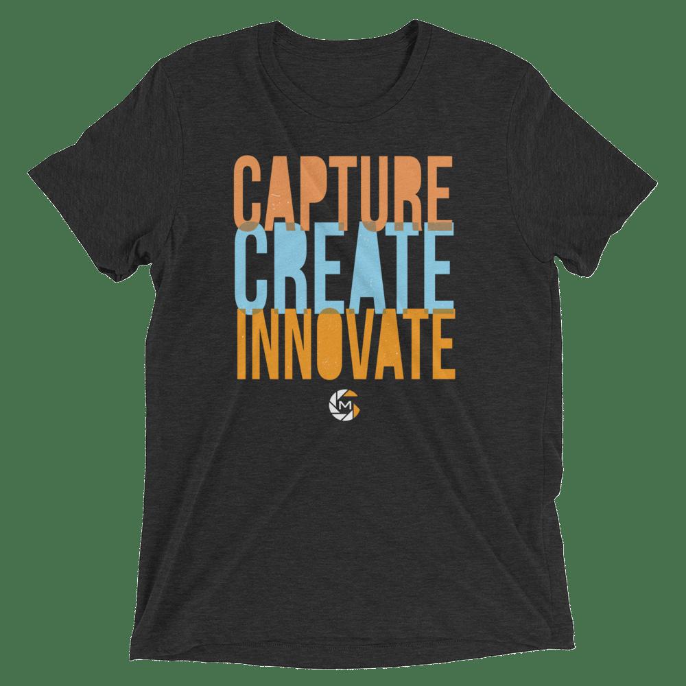 Image of Capture Create Innovate Tri Blend T-Shirt - Men's