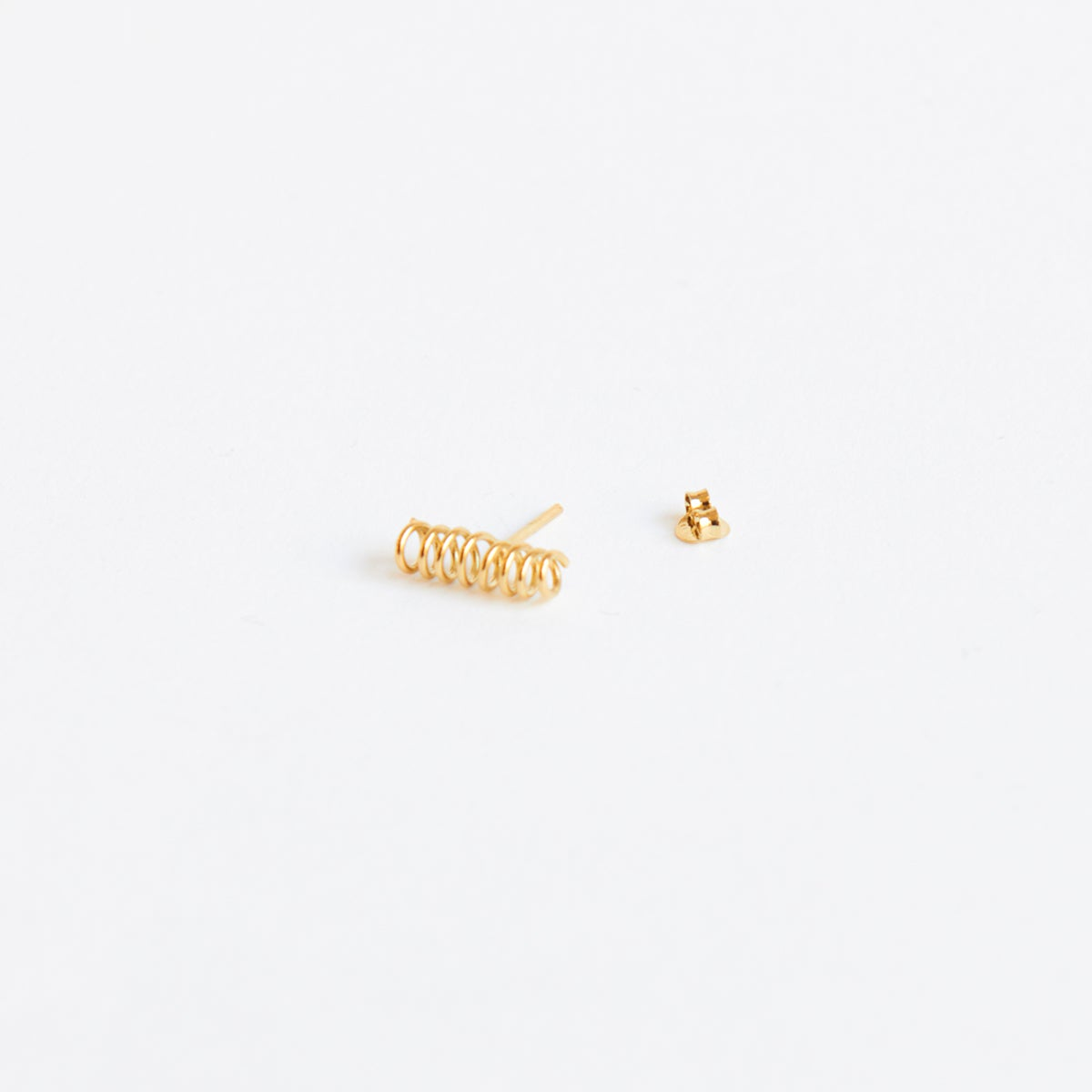 Imagen de Six Single mini spiral stud earring