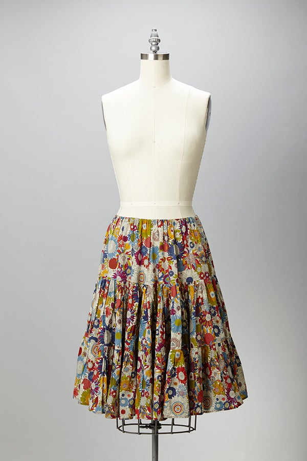 Image of Mountain Skirt - Liberty of London