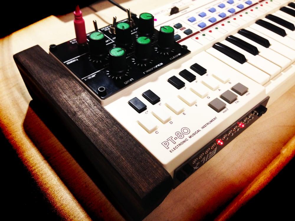 Image of CIRCUIT BENT CASIO PT-80 WITH MIDI