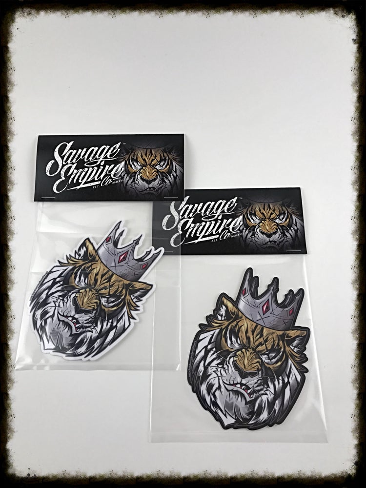 Image of SAVAGE DON STICKERS