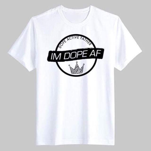 Image of Dope AF (White)