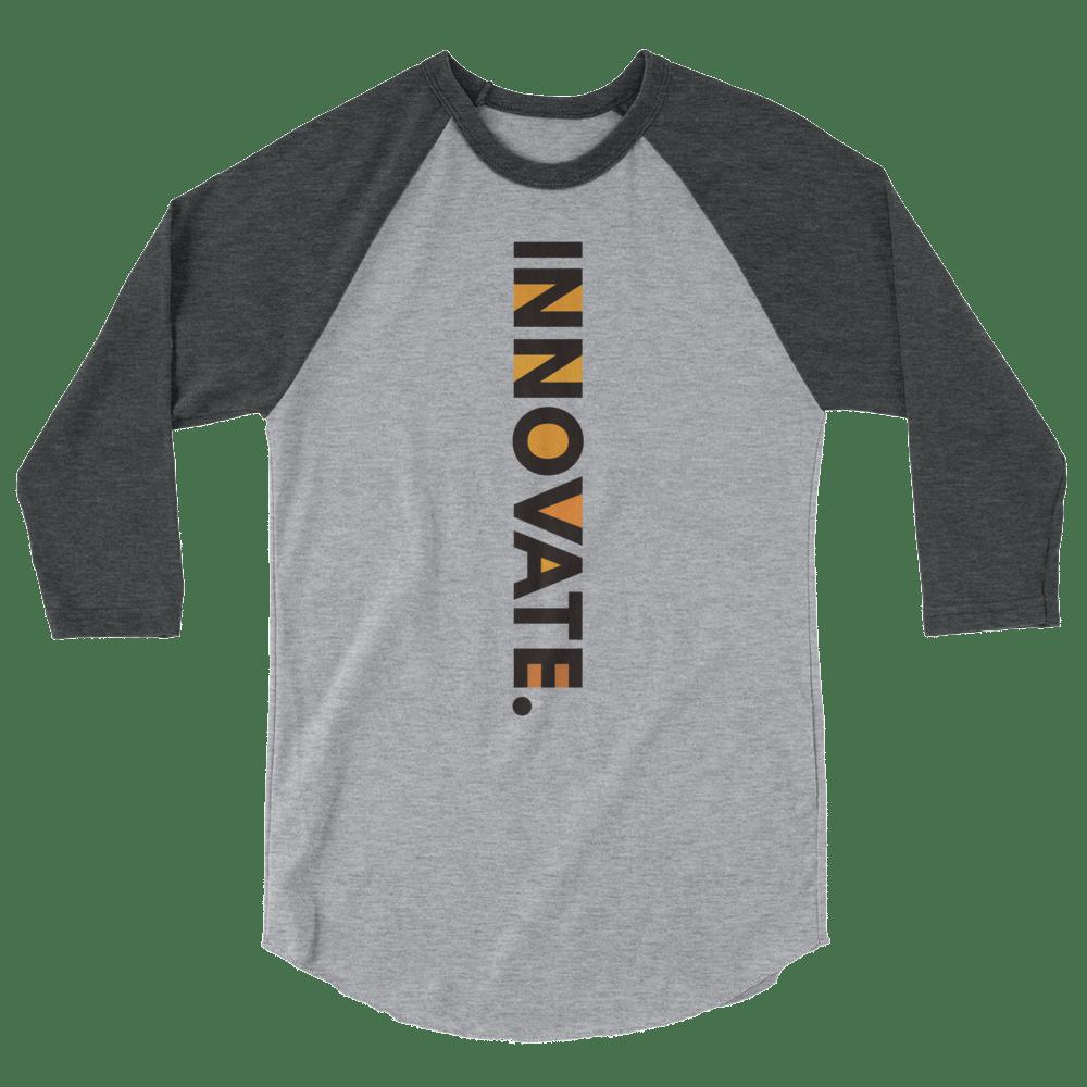 Image of Innovate 3/4 Sleeve T-Shirt - Men's