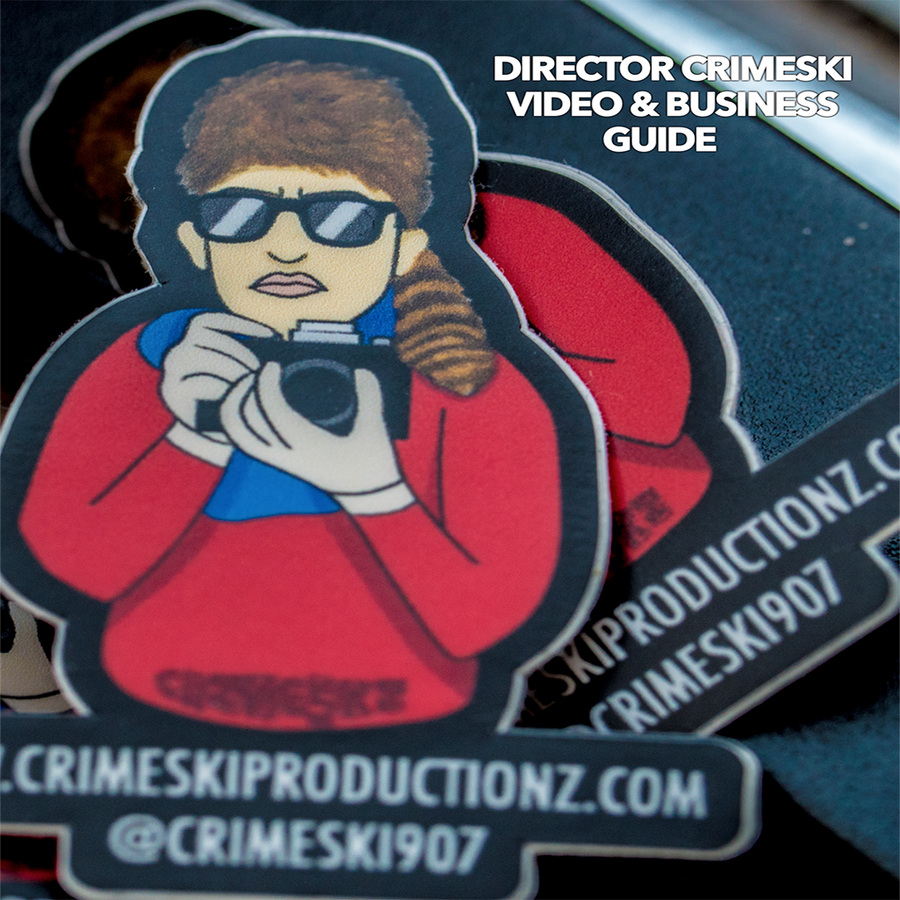 Image of Director Crimeski Business and Video Guide