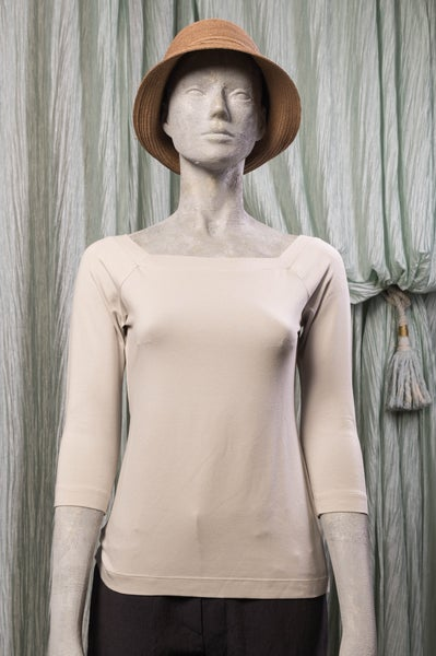 Image of T-Shirt 1011 - Beige