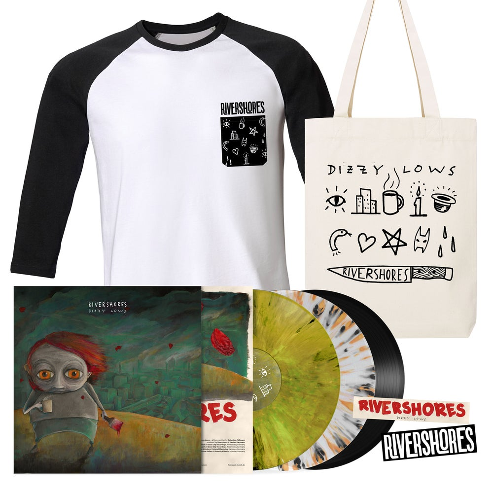 """Image of """"Dizzy Lows"""" Release Everything Bundle (Pre-Order)"""