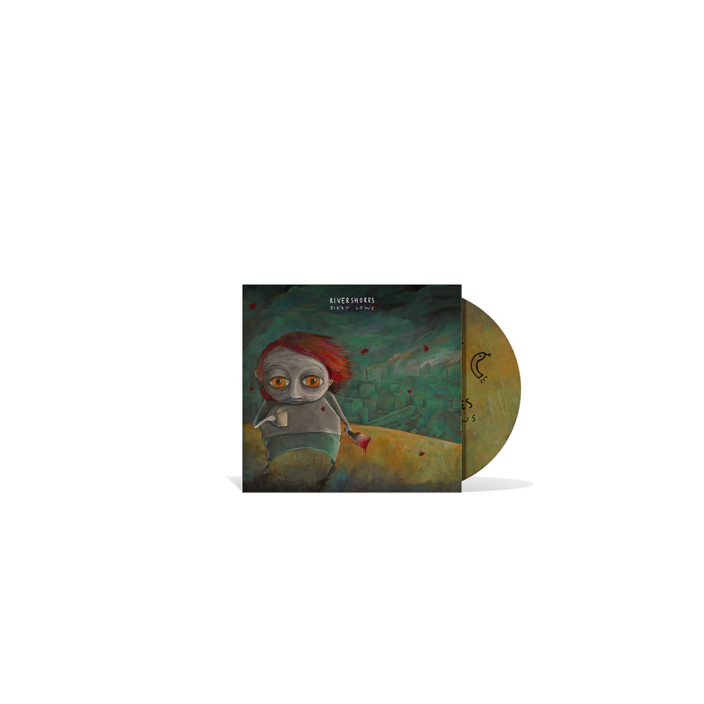 """Image of """"Dizzy Lows"""" CD (Pre-Order)"""