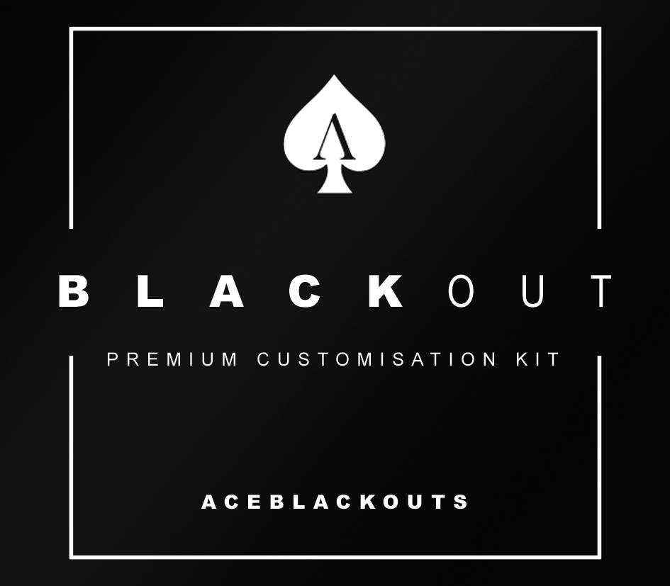 Image of Ace Blackout Premium DIY Kit