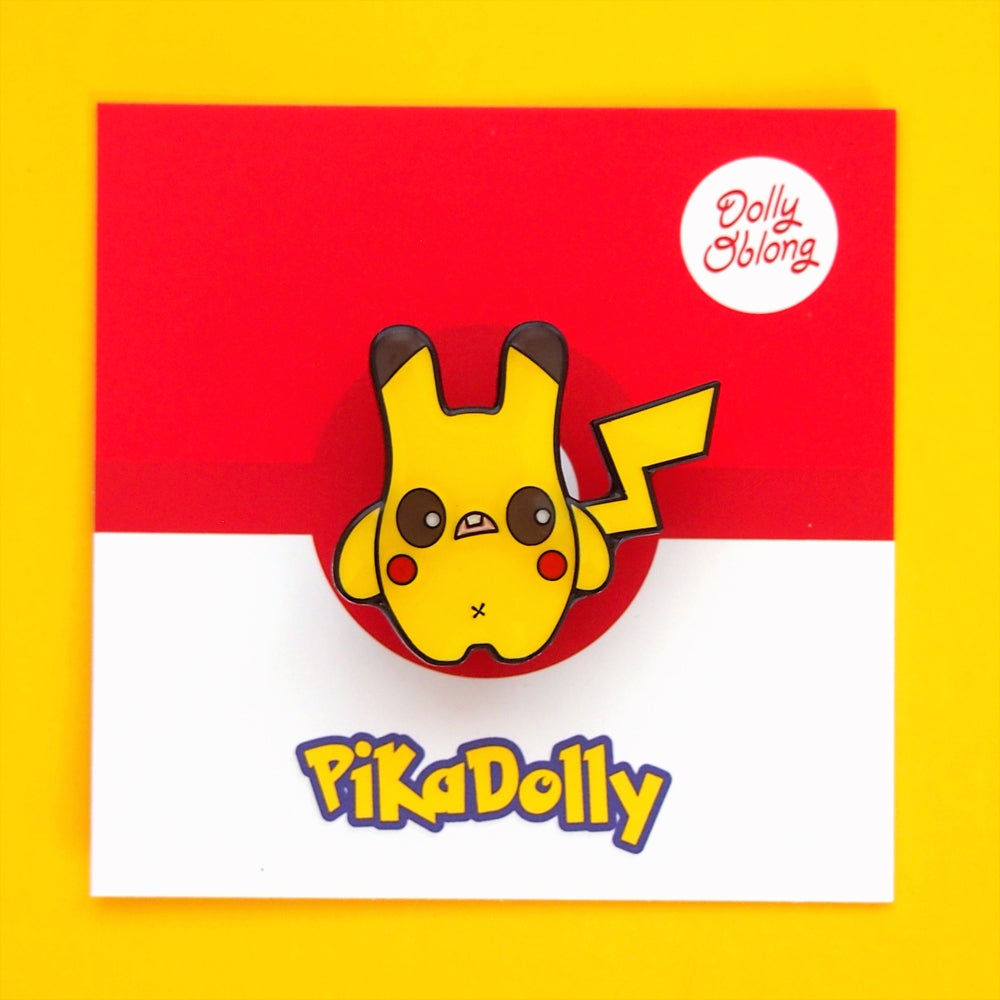Image of Pikadolly pin