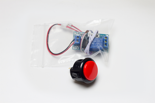 Image of Start Stop Button for PT01 Scratch