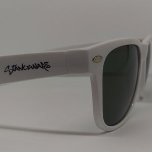 Image of White Signature Sunnies