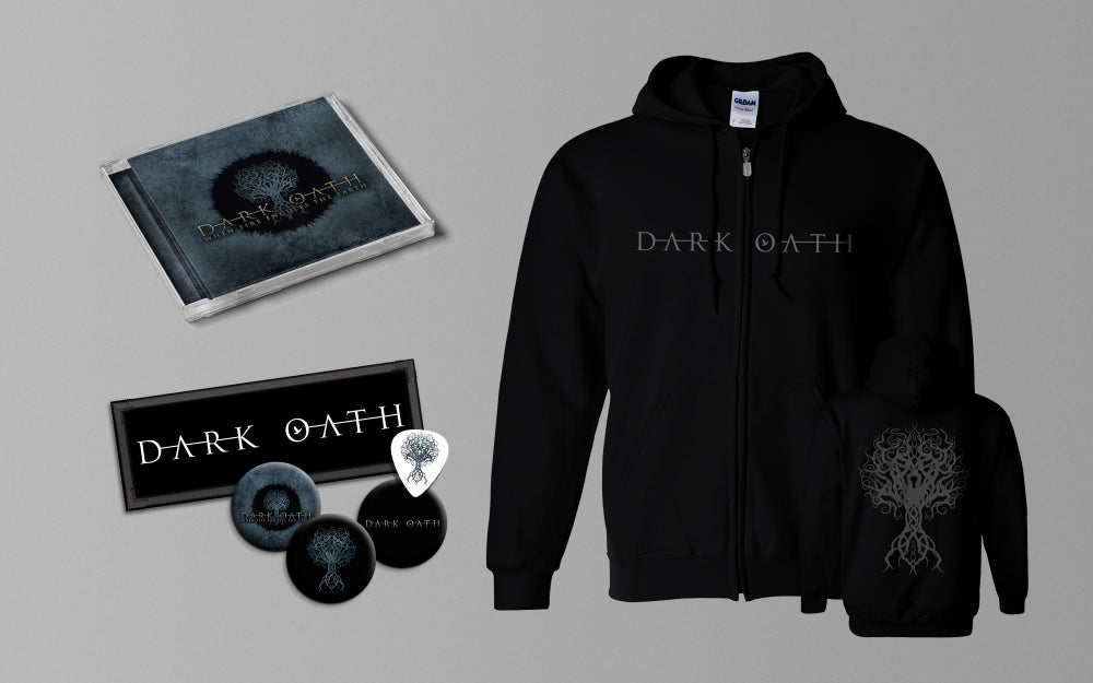 Image of CD+Zip-up Hoodie+Extras