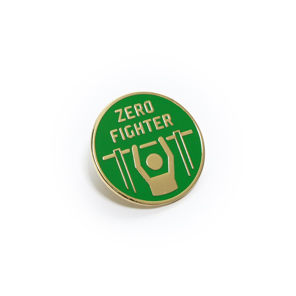 Image of Zero Fighter Pin