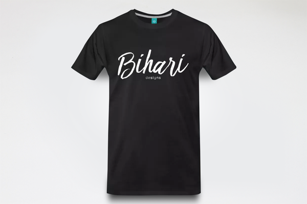 Image of Bihari T-shirt - Black