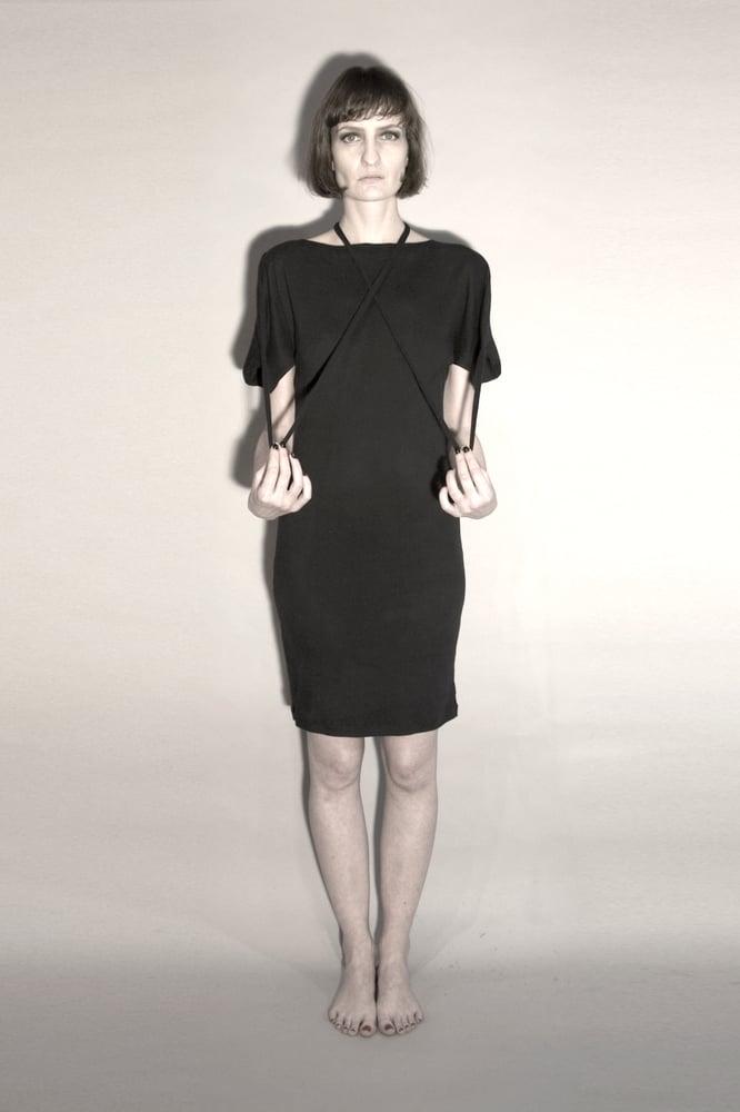 Image of SACRED: SINGLE TENTACLE DRESS