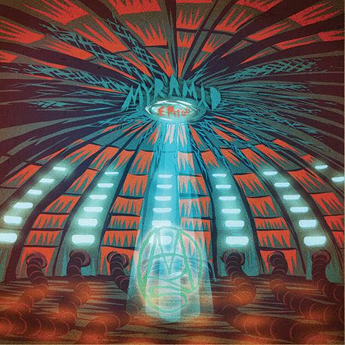 Image of VINYL EP Myramyd