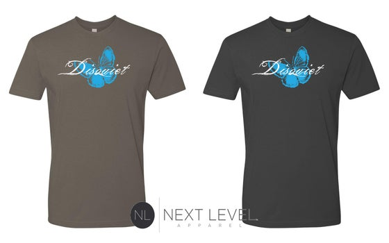Image of Disquiet Butterfly T-shirt