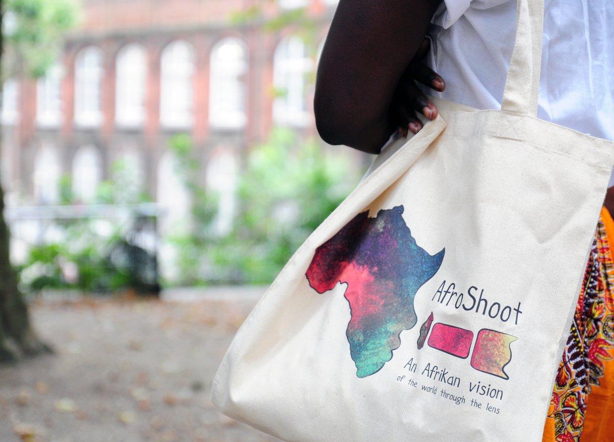 Image of AfroShoot Tote Bag