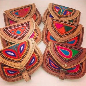 Image of ACCESSORIES - bags, turbans, bandanas