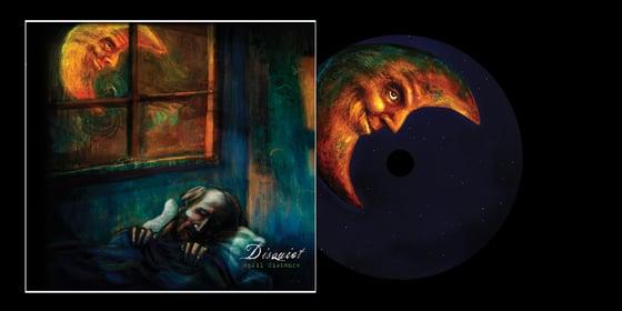 Image of April Distance (Album)