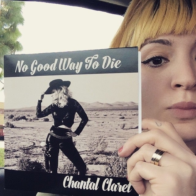 Image of Chantal Claret - No Good Way To Die (EP)