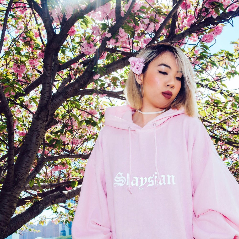 "Image of Slaysian Couture Hoodie ""Jiggly Puff"""