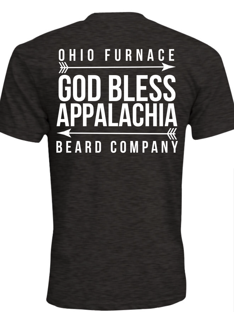 Image of *OFBC* GOD BLESS APPALACHIA TEE