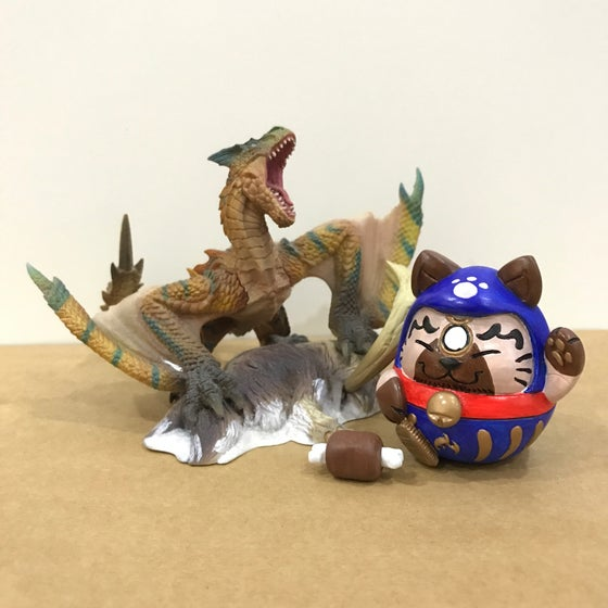 Image of Monster Hunter Darumao