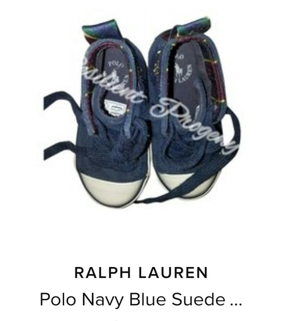Image of Ralph Lauren Hightop  Sneakers