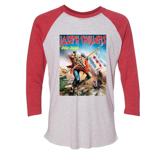 Image of Urban Joseph shirt in Red