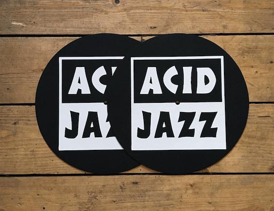 Image of Acid Jazz Slipmats