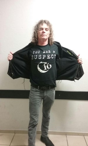 Image of Suspect T-shirt