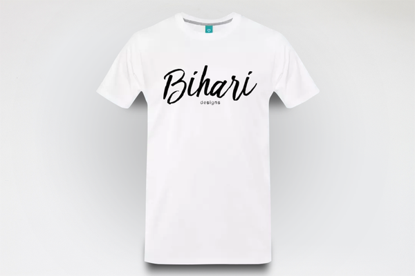 Image of Bihari T-shirt - White