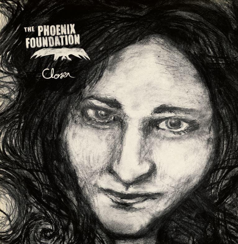 Image of The Phoenix Foundation - Closer Vinyl LP