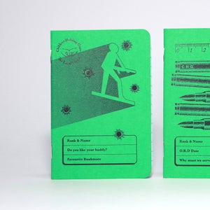 Image of TLP x CHG : 3-Pack Notebook