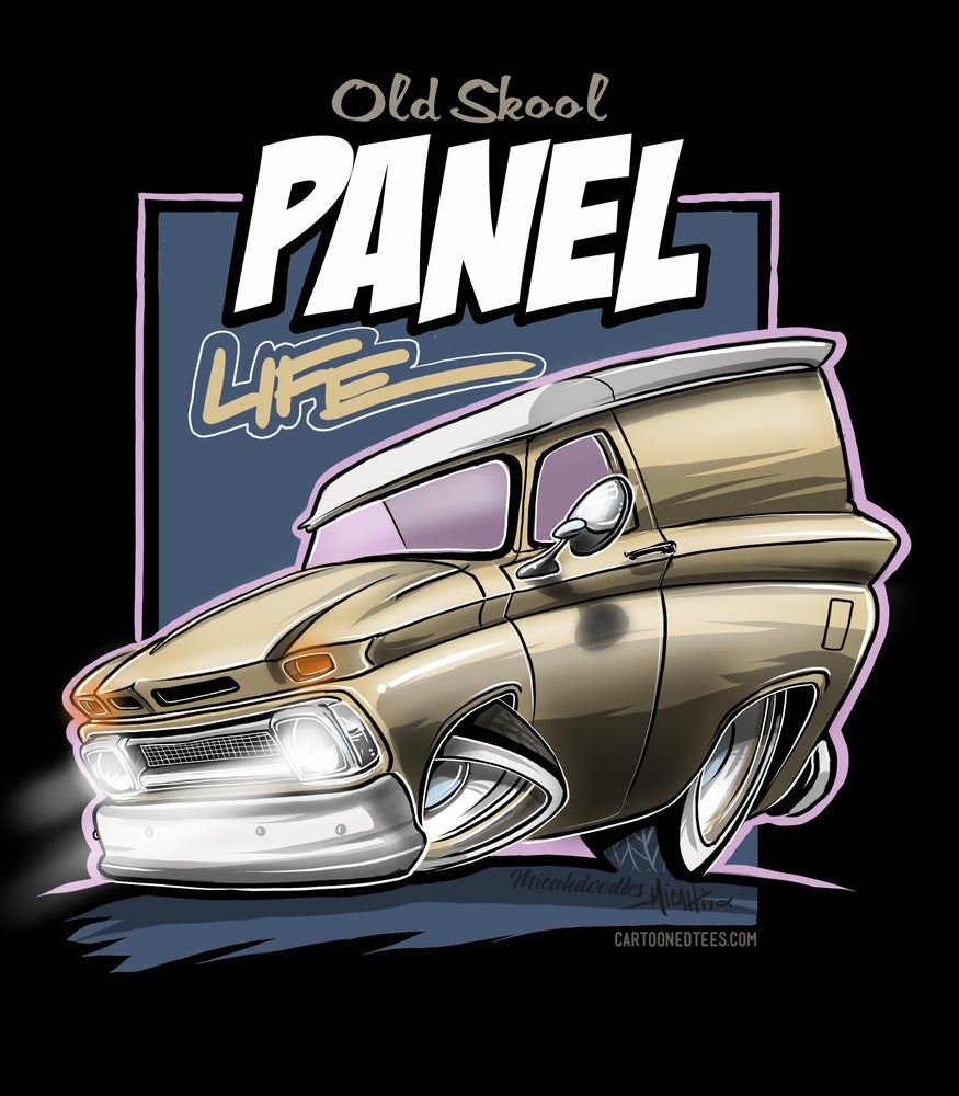 Image of 65 panel life gold