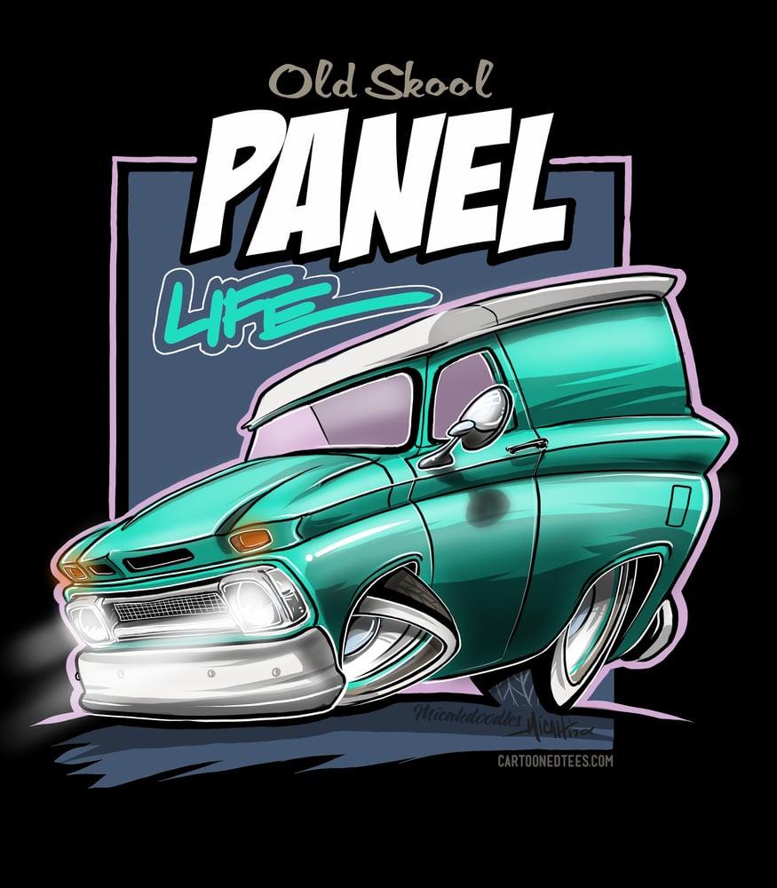 Image of 65 panel life mint