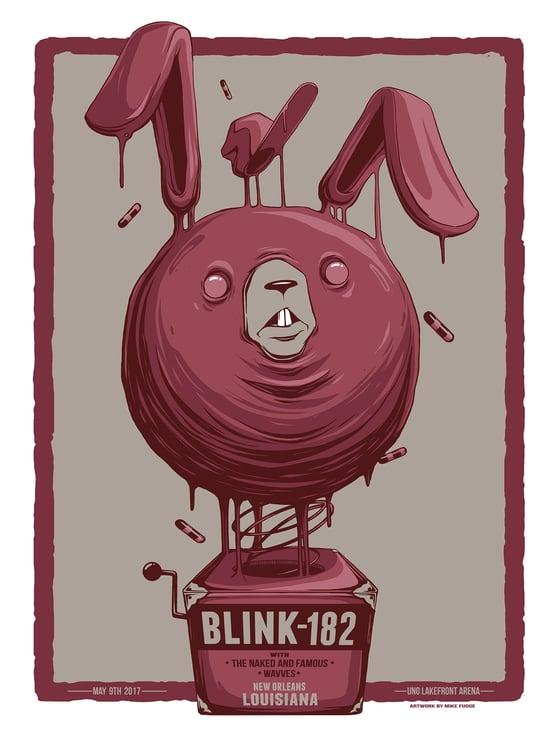 Image of Blink-182 - New Orleans, LA