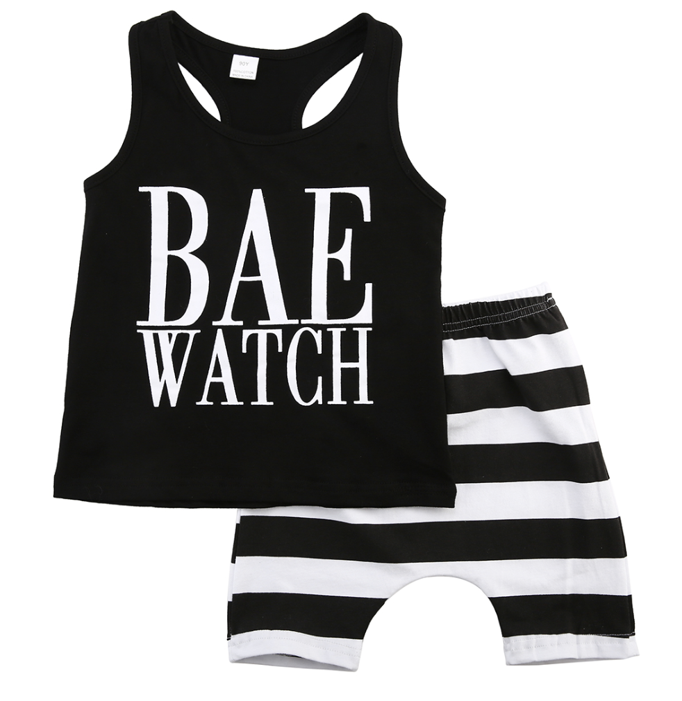 Image of Bae Watch Set