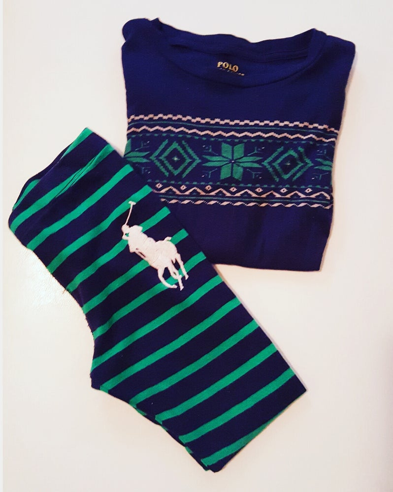 Image of Ralph Lauren Pajamas