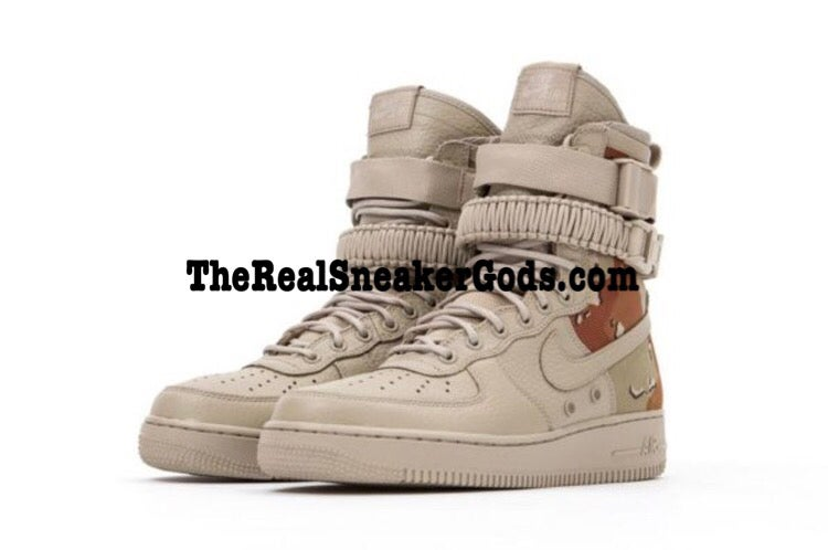 "Image of SF AF1 ""SPECIAL FIELD DESERT CAMO"""