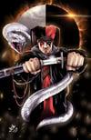 """The Jokerr's """"Snake& Sword"""" Poster"""