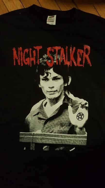 Image of CULT LEADER NIGHTSTALKER T SHIRT