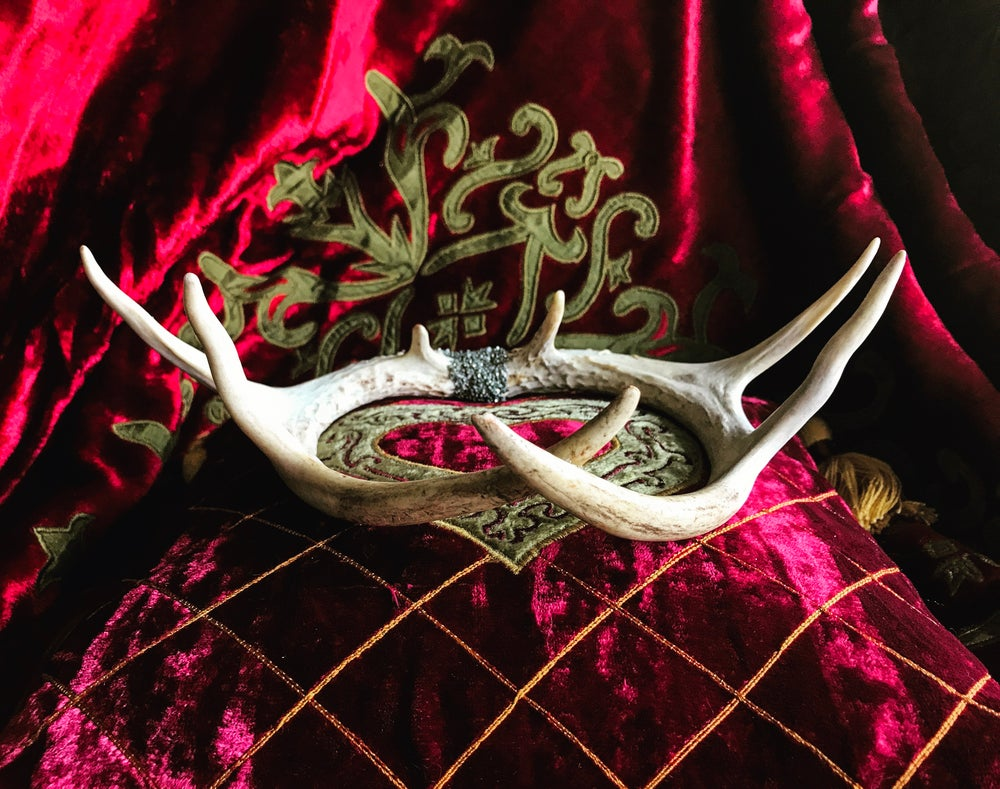 Image of Antler Crown