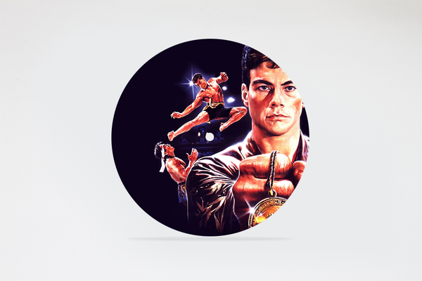 "Image of Blood Sport 7"" slipmat"