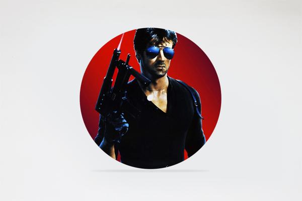 "Image of Cobra 7"" slipmat"