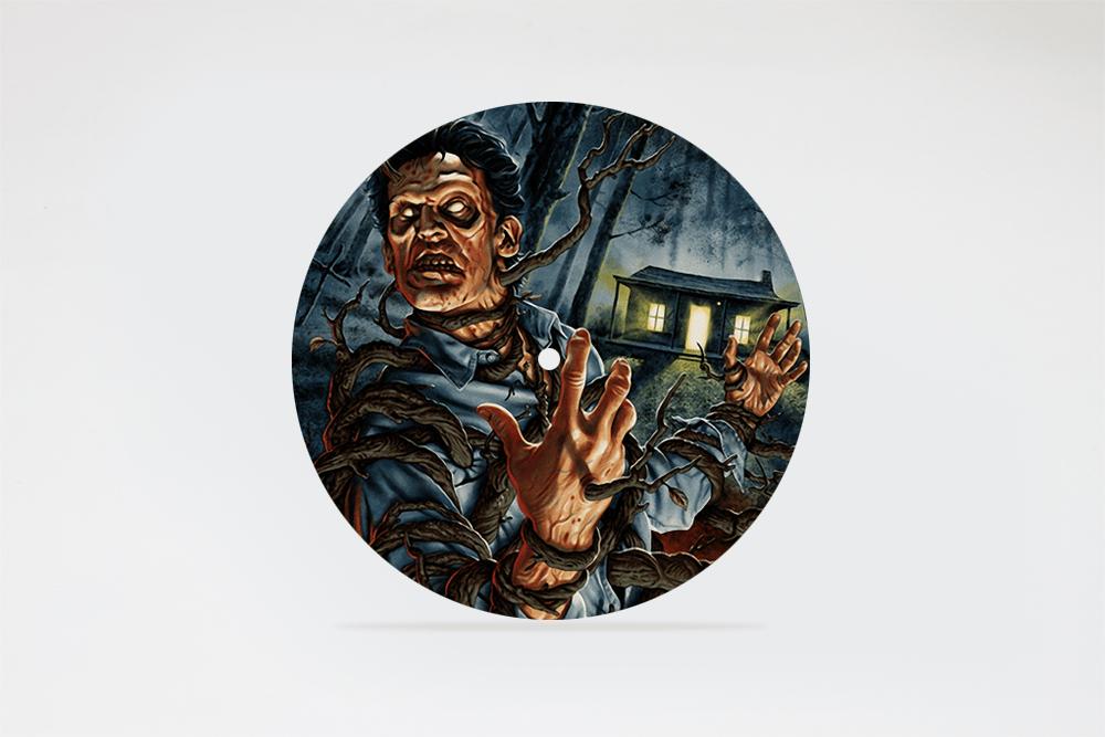 """Image of Evil Dead 7"""" Slipmat"""