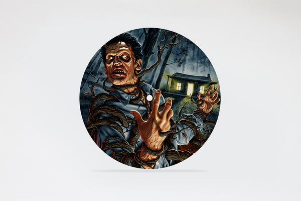 "Image of Evil Dead 7"" Slipmat"