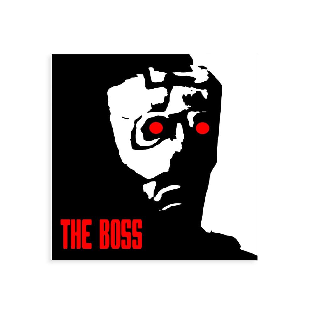 "Image of Rhythm Rollers The Boss - 7"" Vinyl"
